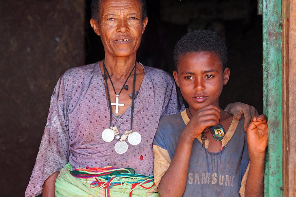 Kinderhandel in Äthiopien: Adamluk und seine Besitzerin