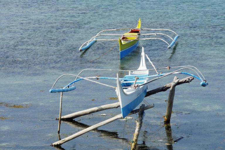 Philippinische Boote