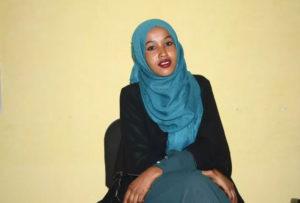 Hafsa Farah Saed (Foto: CLHE)