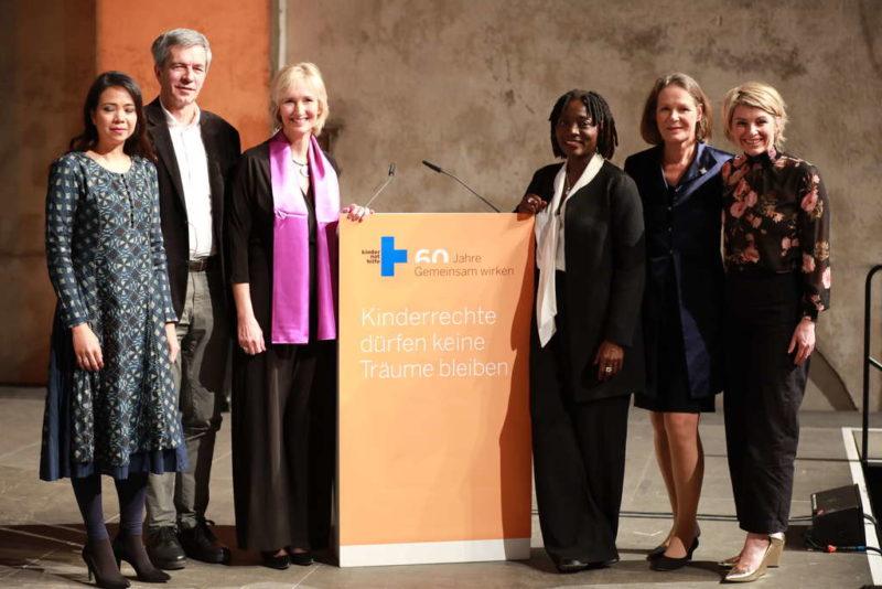 Jiah Sayson, Dr. Karl Pfahler, Katrin Weidemann, Dr.Auma Obama, Chistina Rau, Sabine Heinrich