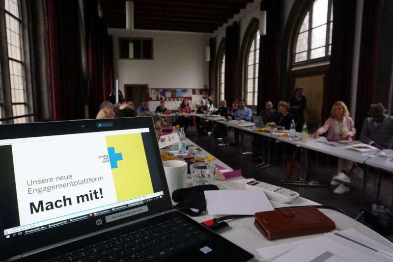Regionaltreffen der Kindernothilfe-Ehrenamtlichen in Köln