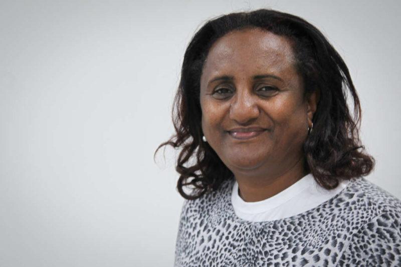 Sinafikish Legesse Tsegaye: Kinderschutz-Trainerin aus Äthiopien - Foto: Ludwig Grunewald