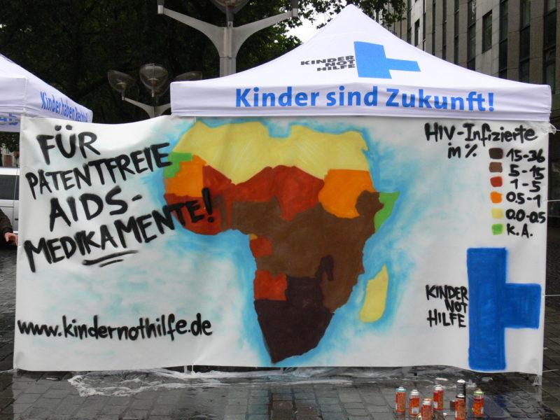 Graffiti von Aleks van Sputto und dem Studierenden-Arbeitskreis Duisburg - Foto: Lennart Wallrich