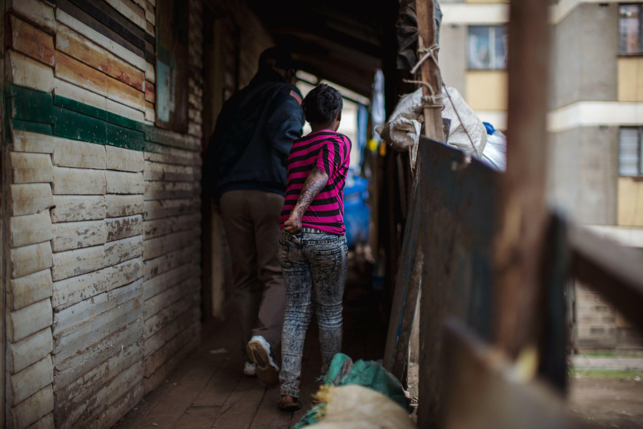 Die sexuelle Ausbeutung durch Reisende ist ein wachsendes Problem.