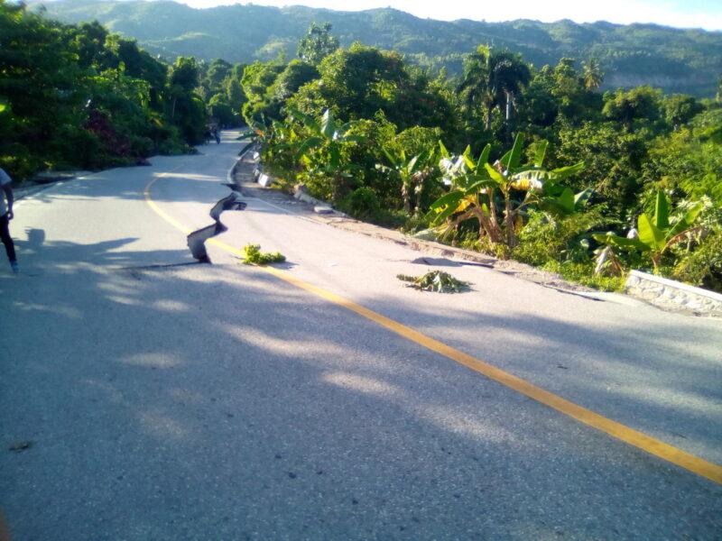 Das Beben mit einer Stärke von 7,2 auf der Richterskala verwüstete den Südwesten Haitis schwer. (Foto: Reinhard Schaller)