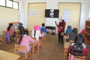 Bildung in Peru